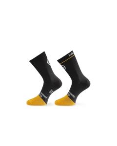 ASSOS SOCKS HABU BLACK SERIES - Click for more info
