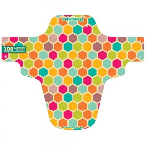 DIRTSURFER MUDGUARD - BEES ON ACID - Click for more info