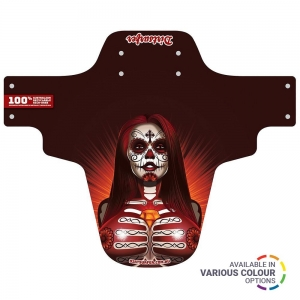 DIRTSURFER MUDGUARD - MUERTA - Click for more info