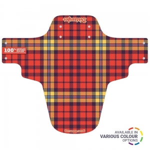 DIRTSURFER MUDGUARD - PLAID TO THE BONE - Click for more info