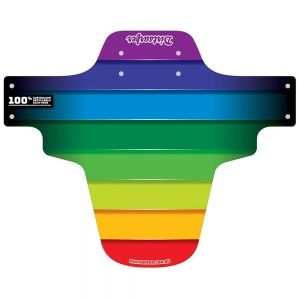 DIRTSURFER MUDGUARD - RAINBOW - Click for more info