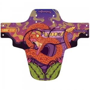DIRTSURFER MUDGUARD - YOSOY RATTLESNAKE LIMITED EDITION - Click for more info