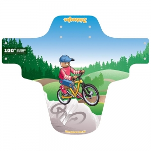 DIRTSURFER MUDGUARD - TOY RIDER - Click for more info