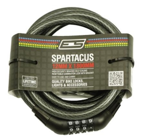 ES SPARTACUS COMBO LOCK (12 X 1800MM) - Click for more info