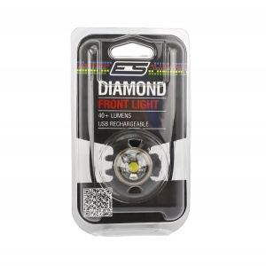 ES Light LED Front Diamond - Click for more info