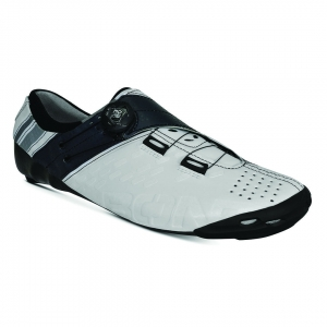 BONT HELIX WHITE/CHARCOAL NARROW FIT - Click for more info