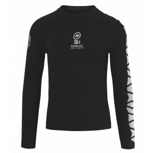 ASSOS LS SKINFOIL EARLYWINTER S7 BLACK - Click for more info