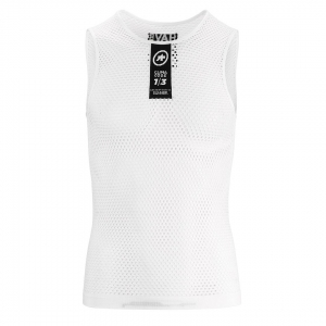 ASSOS INSULATED NS.SKINFOIL SUMMER HOLY WHITE - Click for more info