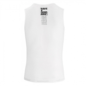 ASSOS INSULATED NS.SKINFOIL SUMMER HOLY WHITE