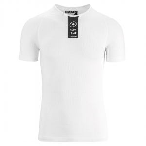ASSOS INSULATED SS.SKINFOIL SUMMER HOLY WHITE - Click for more info