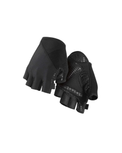 ASSOS GLOVES SUMMER S7 BLACK VOLKANGA - Click for more info