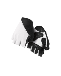 ASSOS HF SUMMER GLOVES S7 WHITE PANTHER - Click for more info