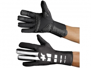 Assos MY16Glovesearlywinter_S7 BlkVolkXL - Click for more info
