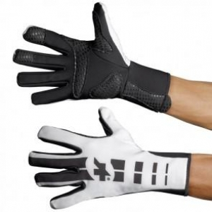 Assos Gloves earlywinter_S7 Wht Panth M - Click for more info