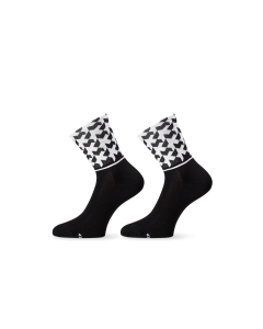 ASSOS SOCK MONOGRAM EVO8 BLACK SERIES - Click for more info