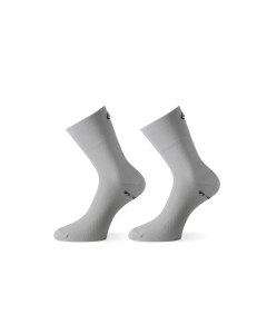 ASSOS SOCK MILLE GT SILVER FEVER - Click for more info