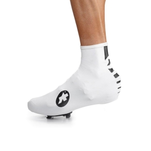 ASSOS SUMMER BOOTIE S7 PANTHER WHITE - Click for more info