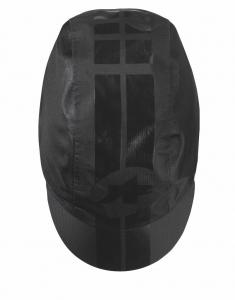 ASSOS RAIN CAP S7 BLACK VOLKANGA - Click for more info