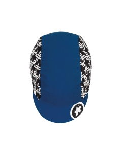 ASSOS CAP GT CALEUM BLUE - Click for more info