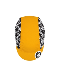 ASSOS CAP GT ORANGE BOREALIS - Click for more info
