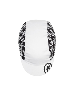 ASSOS CAP GT HOLY WHITE - Click for more info