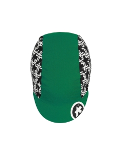 ASSOS CAP GT GREEN HELL - Click for more info