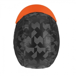 ASSOS EQUIPE RS RAIN CAP LOLLY RED - Click for more info