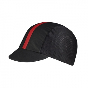 ASSOS EQUIPE RS CAP PROF BLACK OS - Click for more info
