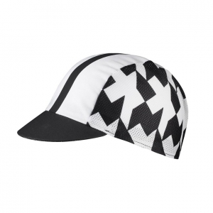 ASSOS EQUIPE RS CAP BLACK SERIES OS - Click for more info