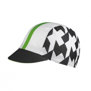 ASSOS EQUIPE RS CAP DATA GREEN OS - Click for more info