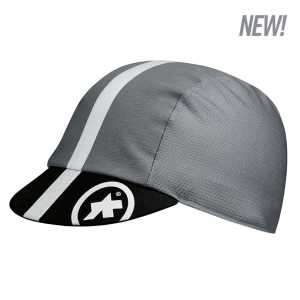 ASSOS CAP SUMMER GERVA GREY - Click for more info