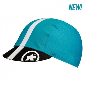 ASSOS CAP SUMMER HYDRO BLUE - Click for more info