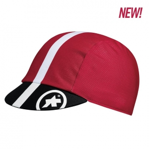 ASSOS CAP SUMMER VIGNACCIO RED - Click for more info