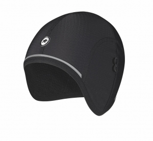 ASSOS CAP ROBO 607 S7 BLACK VOLKANGA - Click for more info