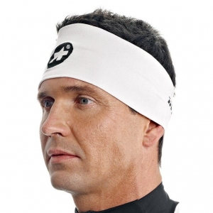 Assos Headband Int_S7 White Panther II - Click for more info