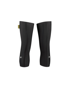 ASSOS KNEE WARMERS BLACK SERIES - Click for more info