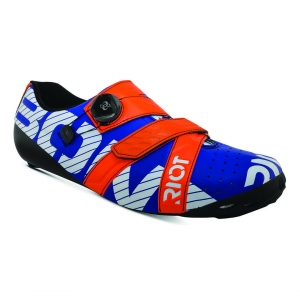 BONT RIOT ROAD+ BOA MIDNIGHT / MEGA CRIMSON - Click for more info