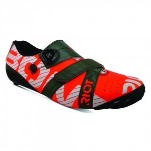 BONT RIOT ROAD+ BOA MEGA CRIMSOM / KHAKI - Click for more info
