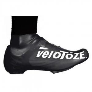 VELOTOZE SHOE COVER SHORT BLACK - Click for more info
