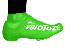 veloToze Shoe Cover Short Grn - Click for more info