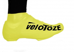 veloToze Shoe Cover Short Yel - Click for more info