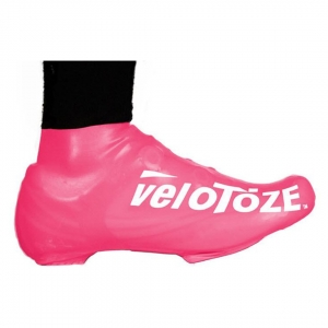 VELOTOZE SHOE COVER SHORT PINK - Click for more info