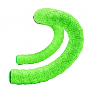 SUPACAZ BAR TAPE SSK CLASSIC NEON GREEN - Click for more info