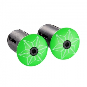 SUPACAZ BAR TAPE SSK CLASSIC NEON GREEN