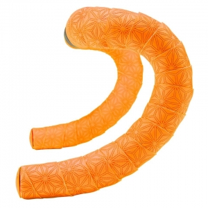 SUPACAZ BAR TAPE SSK CLASSIC NEON ORANGE - Click for more info