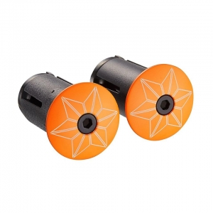SUPACAZ BAR TAPE SSK CLASSIC NEON ORANGE
