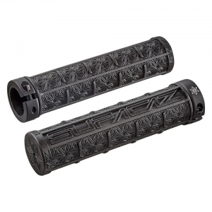 SUPACAZ BAR GRIPS GRIZIP BLACK - Click for more info