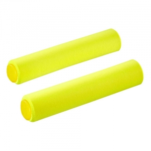 SUPACAZ GRIPS SILICONEZ SL NEON YELLOW - Click for more info