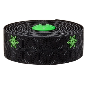 SUPACAZ BAR TAPE SSK NEON GREEN GALAXY - Click for more info