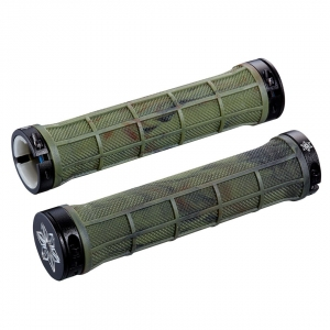 SUPACAZ BAR GRIPS MOTOX CAMOUFLAGE BLACK RINGS - Click for more info